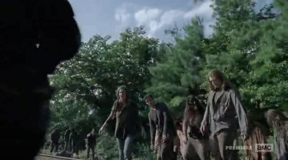 The Walking Dead 8. évad 4. rész magyar felirattal