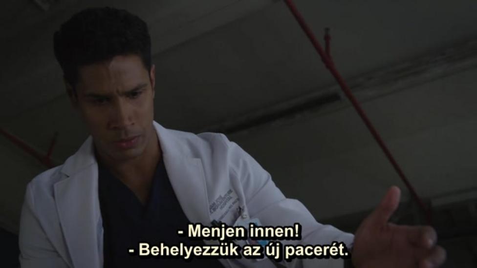 The Good Doctor 1. évad 7. rész magyar felirattal