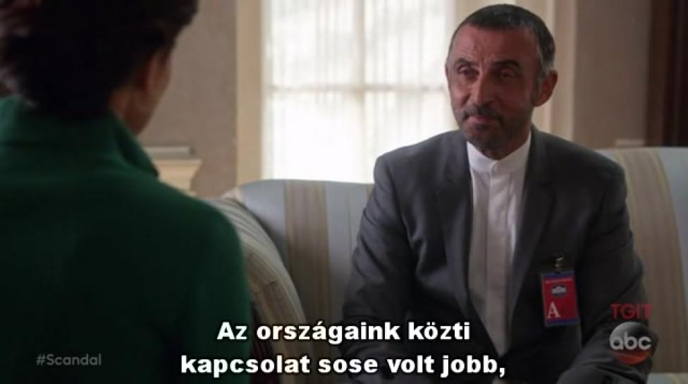 Botrány 7. évad 1. rész magyar felirattal