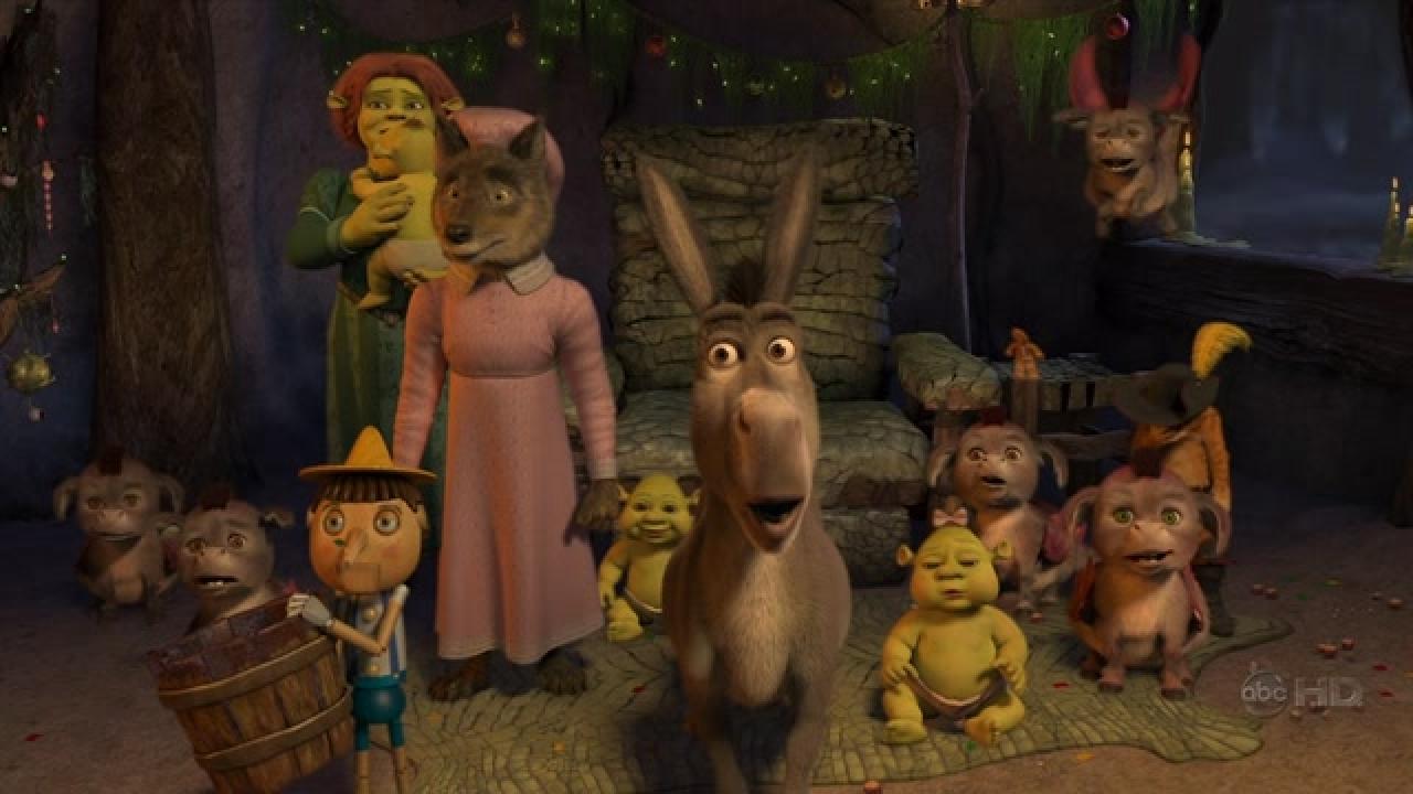 Shrekbol Az Angyal Film Szinkronosan Hd Indavideo Hu