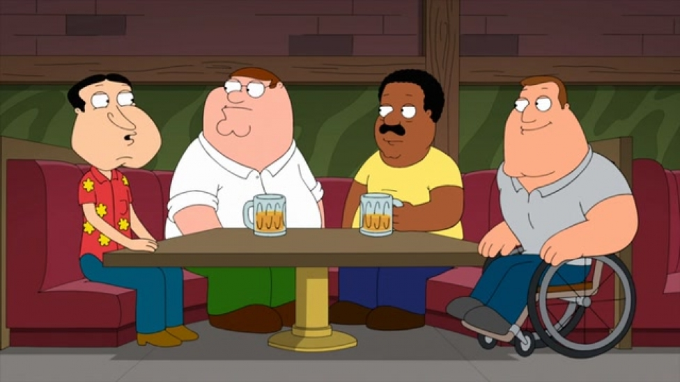 Family Guy 15. évad 3. rész