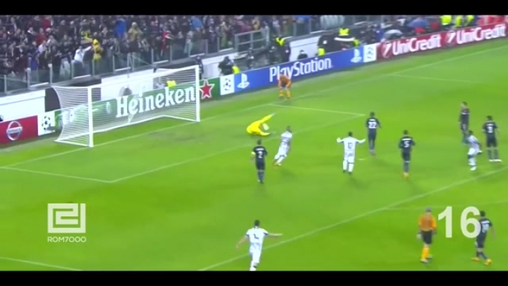 Paul Pogba - All 34 Goals with Juventus