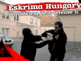 Eskrima Hungary - Önvédelem/Self-Defense II.
