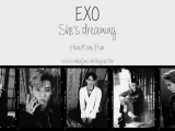 EXO - She's dreaming (Korean ver.) (hun sub)