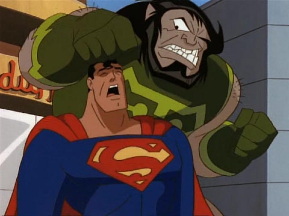 Justice League rajzfilm szex videók
