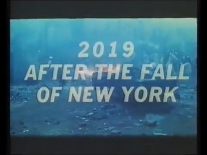 After the fall of New York - előzetes