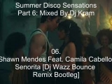 Summer Disco Sensations Part 6- Mixed By Dj Kram