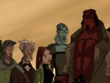 Hellboy Animated - Blood.and Iron 2007 feliratos