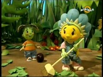 Pip táncolni tanul  - Fifi a kisvirág virágoskertj