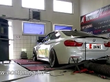 BMW M4 431Le Chiptuning AET CHIP referencia videó