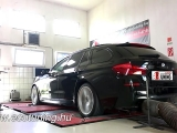 BMW F11 525D 218LE Chiptuning AET CHIP...