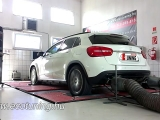 Mercedes GLA 200CDI 4Matic 136LE Chiptuning...