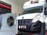 Renault Master 2.3DCI 125LE Chiptuning AET CHIP