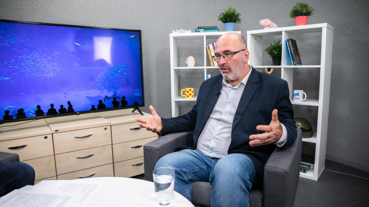 Merre viszi Pikó András Józsefvárost? - A teljes interjú