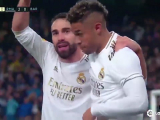 Real Madrid vs Barcelona 2-0, Mariano Díaz