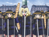 [HD]Girls und Panzer: Taiyaki War! [OVA]