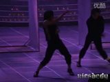 011230-001 RAIN as backup dancer - rehearsal...