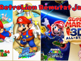 RetroLion - Super Mario 3D All Stars