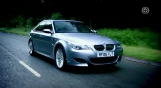 Top Gear BMW M5