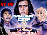 Samurai Cop (1991) Audiokommentár BEST OF