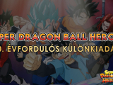 Super Dragon Ball Heroes: 10. Évfordulós...