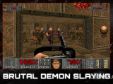 Classic Doom pc game on Mobile
