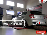 BMW 120D 163LE AET Chiptuning Ecotuning