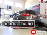 Ford Focus 2.0TDCI 150LE AET Chiptuning Ecotuning