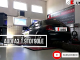 Audi A3 1.9TDI 90LE AET Chiptuning Ecotuning
