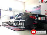 BMW 525D 163LE AET Chiptuning Ecotuning