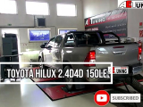 Toyota Hilux 2.4D4D 150LE AET Chiptuning Ecotuning
