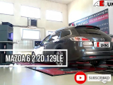 Mazda 6 2.2D 129LE AET Chiptuning Ecotuning