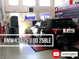 BMW X3 F25 3.0D 258LE AET Chiptuning Ecotuning