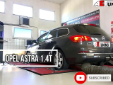 Opel Astra 1.4T AET Chiptuning Ecotuning