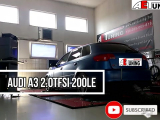 Audi A3 2.0TFSI 200LE AET Chiptuning Ecotuning