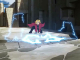 Fullmetal Alchemist Brotherhood Movie - The...
