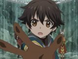 Kami-tachi ni Hirowareta Otoko - Anime and...