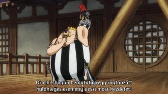 One Piece - 991.rész [Magyar Felirattal]
